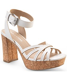 Zarrah Dress Sandals, Created for Macy's