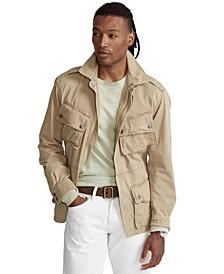 Men's Twill Field Jacket