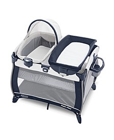 Pack 'n Play Quick Connect Portable Bassinet Playard