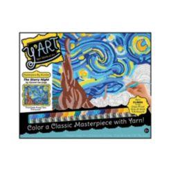 Y'Art Masterpiece Yarn Craft Set The Starry Night