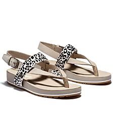 Women's Malibu Waves Thong Sandals