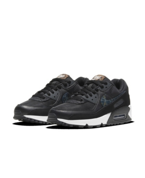 Nike WOMEN'S AIR MAX 90 SE CASUAL SNEAKERS FROM FINISH LINE