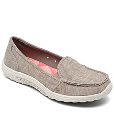 Women's Relaxed Fit- Reggae Fest - Manzanita Slip-On Casual Walking Sneakers from Finish Line