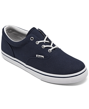 Polo Ralph Lauren Canvases LITTLE BOYS KEATON CASUAL SNEAKERS FROM FINISH LINE