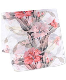 Bayview Floral Wrap Scarf