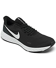 Men's Revolution 5 Running Sneakers from Finish Line