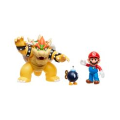 Nintendo Mario vs. Bowser Diorama