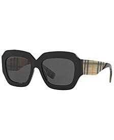 Women's Myrtle Sunglasses, BE4334 54