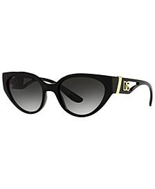 Women's Sunglasses, DG6146 54