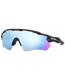 Men's Radar Path Polarized Sunglasses, OO9208 38