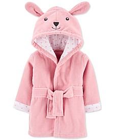 Baby Girls Hooded Bunny Robe