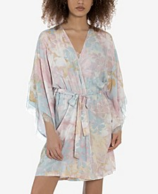 Women's Nikki Sunrise Floral Wrapper