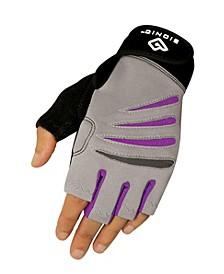 Women's Cross Training Fingerless Fitness Gloves