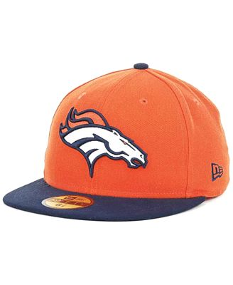 New Era Denver Broncos On Field 59FIFTY Fitted Cap