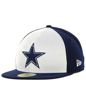 New Era Dallas Cowboys On Field 59FIFTY Fitted Cap