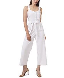 Scarlett Seersucker Jumpsuit, Created for Macy's