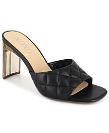 Women's Vally Lucite Dress Sandal