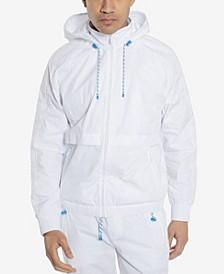 Men's Hooded Track Jacket