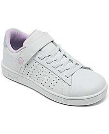 Little Girls Court Casper Stay-Put Casual Sneakers from Finish Line