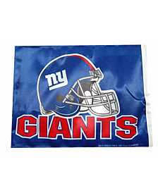 Rico Industries  New York Giants Car Flag