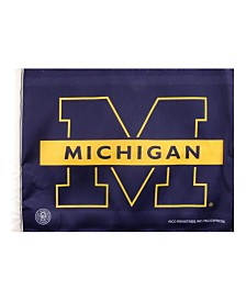 Rico Industries  Michigan Wolverines Car Flag