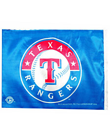 Rico Industries  Texas Rangers Car Flag