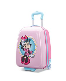 """Disney Minnie Mouse 18"""" Hardside Carry-on Luggage"""