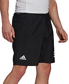 Men's Aeroready Club Tennis 3-Stripe Shorts