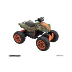 Huffy 12V Renegade Quad Atv Electric Ride on Toy