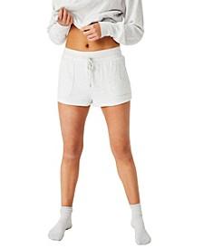 Women's Super Soft Pocket Shorts