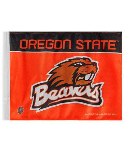 Rico Industries Oregon State Beavers Car Flag