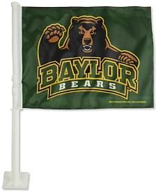 Rico Industries  Baylor Bears Car Flag