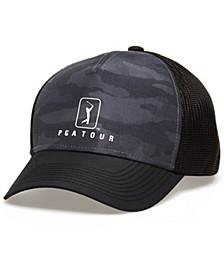 Men's Camouflage Trucker Hat