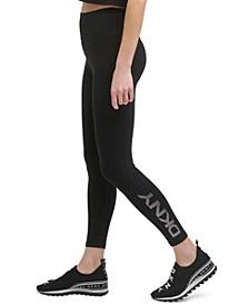 Sport Women's Sequined Logo Leggings
