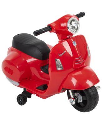 Huffy Vespa Ride on Scooter, 6 V