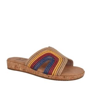Women's Blaze Raffia Memory Foam Sandal Women's Shoes