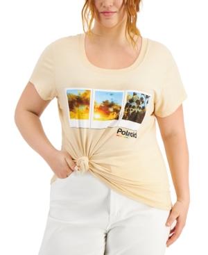 Trendy Plus Size Graphic Print T-Shirt