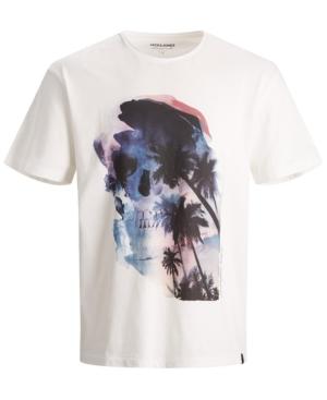 Men's Palm Skull T-Shirt