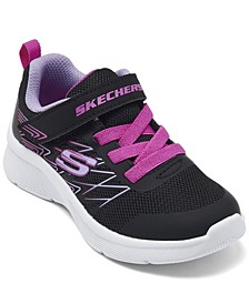 Toddler Girls Microspec - Bold Delight Running Sneakers from Finish Line