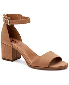 Katerinaa Two-Piece Dress Sandals, Created for Macy's