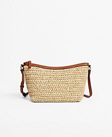 Raffia Braided Bag