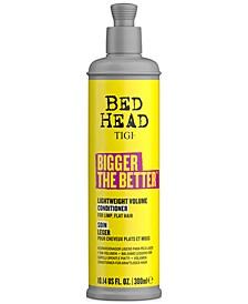 Bed Head Bigger The Better Volume Conditioner, 10.14-oz., from PUREBEAUTY Salon & Spa