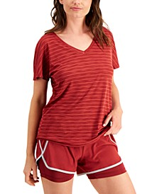 Shadow-Stripe T-Shirt, Created for Macy's