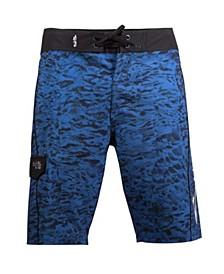 Ocean Static Board Shorts