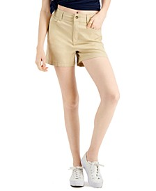 High-Rise Shorts, Created for Macy's