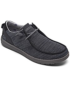 Men's Relaxed Fit: Melson - Radlett Slip-On Casual Sneakers from Finish Line