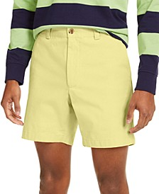 """Men's Regular-Fit 7"""" 4-Way Stretch Shorts, Created for Macy's"""