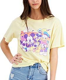 Juniors' Graphic Print T-Shirt