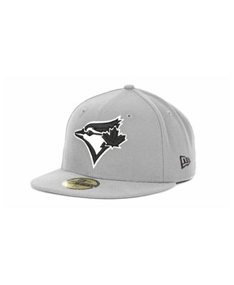 New Era Toronto Blue Jays MLB Gray BW 59FIFTY Cap