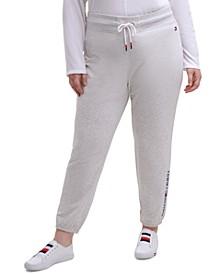 Plus Size Jogger Sweatpants
